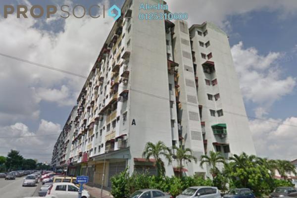 For Sale Apartment at Taman Sri Manja, PJ South Freehold Unfurnished 0R/0B 125k