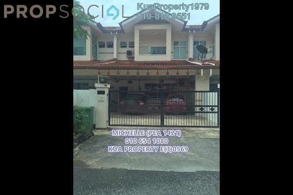For Sale Terrace at Riveria, Kota Samarahan Freehold Unfurnished 4R/3B 550k