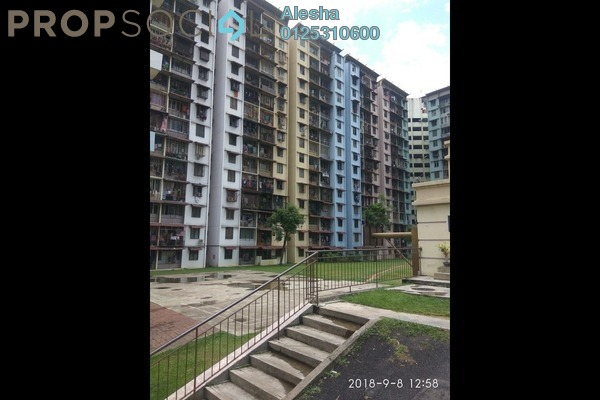 For Sale Apartment at Apartment Abdullah Hukum, Mid Valley City Freehold Unfurnished 0R/0B 250k