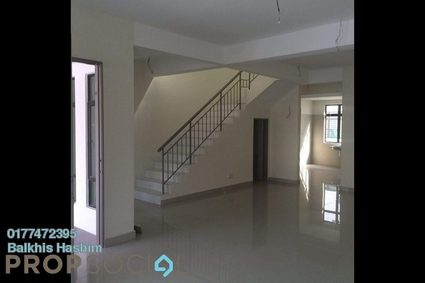 For Sale Terrace at Lakeside Residences, Puchong Freehold Unfurnished 4R/3B 800k