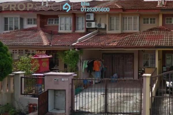 For Sale Terrace at Taman Puchong Utama, Puchong Freehold Unfurnished 0R/0B 567k