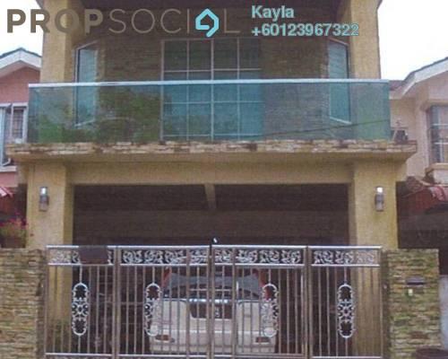 For Sale Terrace at Taman Pakatan Jaya, Ipoh Freehold Unfurnished 0R/0B 250k