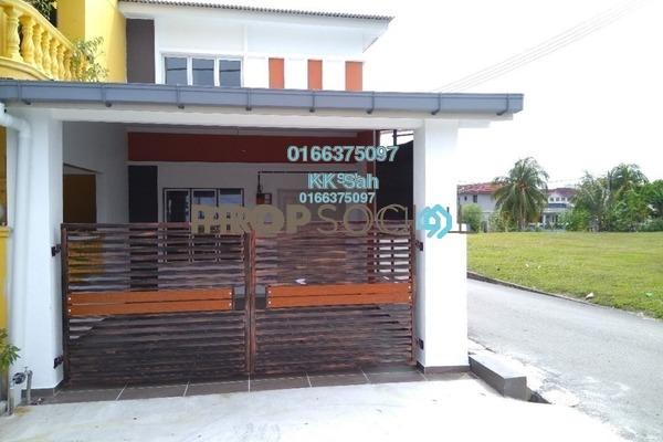 For Sale Link at Taman Pelangi Semenyih, Semenyih Freehold Unfurnished 3R/2B 350k