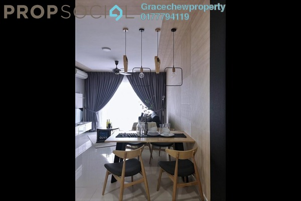 For Rent Apartment at Teega, Puteri Harbour Freehold Fully Furnished 2R/2B 2.8k
