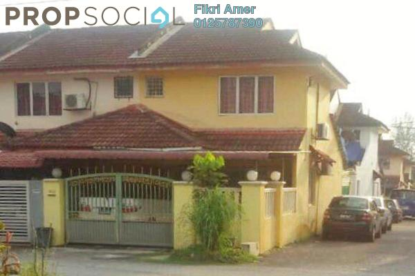 For Sale Terrace at Taman Kantan Permai, Kajang Leasehold Unfurnished 3R/2B 450k