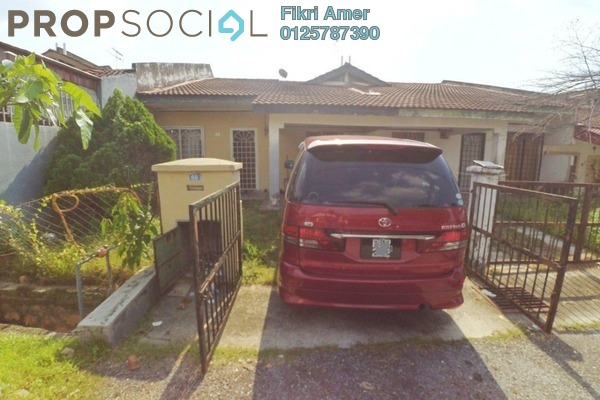 For Sale Terrace at Desa Vista, Sepang Leasehold Unfurnished 3R/2B 285k