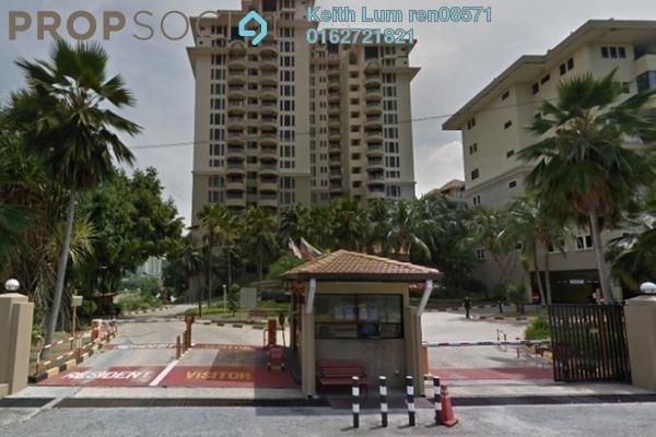 For Rent Condominium at Desa Villa, Taman Desa Freehold Fully Furnished 3R/2B 2.3k