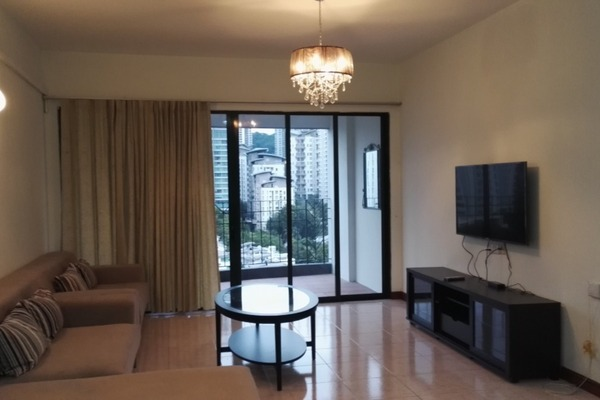 For Rent Condominium at Lanai Kiara, Mont Kiara Freehold Fully Furnished 4R/2B 3.2k