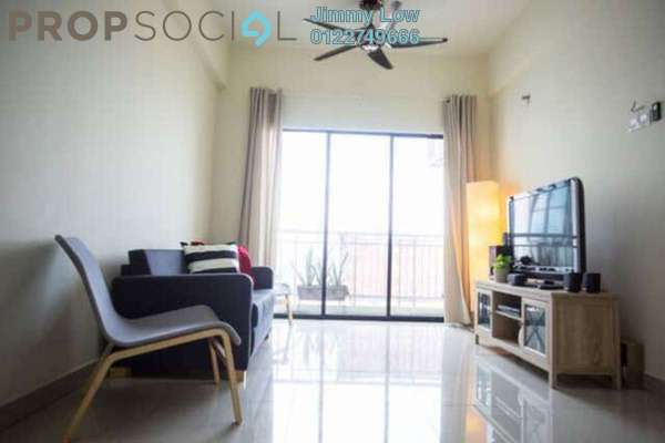 For Sale Condominium at Park 51 Residency, Petaling Jaya Freehold Fully Furnished 3R/2B 600k
