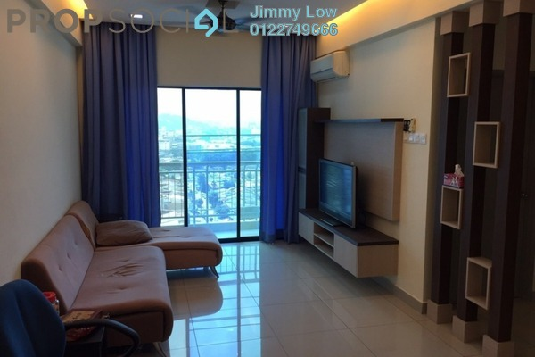 For Rent Condominium at Park 51 Residency, Petaling Jaya Freehold Fully Furnished 3R/2B 2.5k