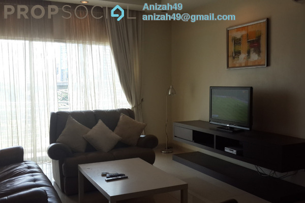 For Rent Condominium at Taragon Puteri YKS, KLCC Freehold Fully Furnished 3R/3B 5k
