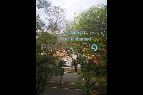 For Sale Apartment at Putra Apartment, Setiawangsa Freehold Fully Furnished 3R/2B 480k