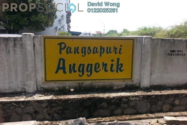 For Sale Apartment at Anggerik Apartment, Kajang Freehold Unfurnished 3R/2B 195k