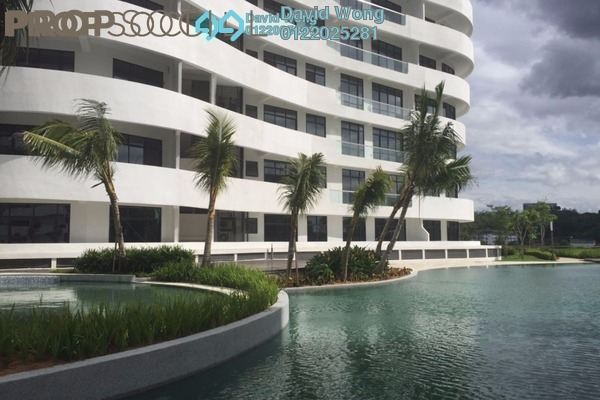 For Sale Condominium at O2 City, Puchong  Unfurnished 2R/2B 620k