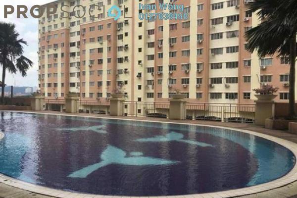 For Sale Condominium at Suria Kinrara, Bandar Kinrara Freehold Unfurnished 3R/2B 179k