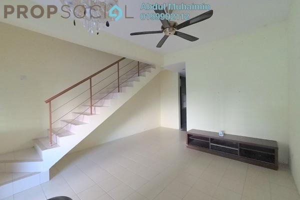 For Sale Terrace at Taman Bunga Raya, Sepang Leasehold Semi Furnished 4R/2B 310k