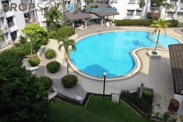 For Sale Condominium at Tiara Damansara, Petaling Jaya Freehold Semi Furnished 3R/2B 578k