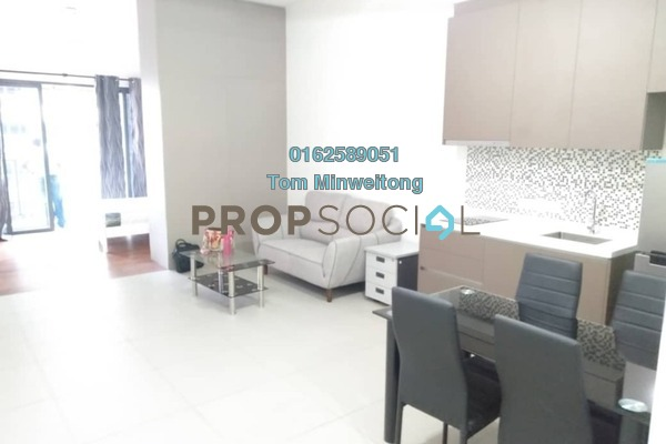 For Rent Condominium at Biji Living, Petaling Jaya Freehold Fully Furnished 1R/1B 1.8k