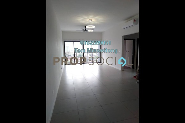 For Rent Condominium at Biji Living, Petaling Jaya Freehold Semi Furnished 2R/1B 2k