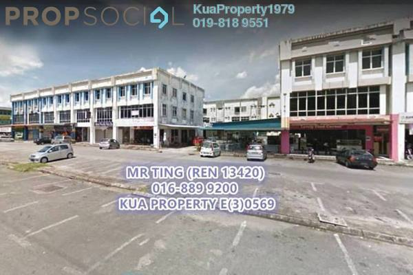 For Sale Shop at Taman Lee Ling, Kuching Leasehold Unfurnished 0R/0B 1.2m