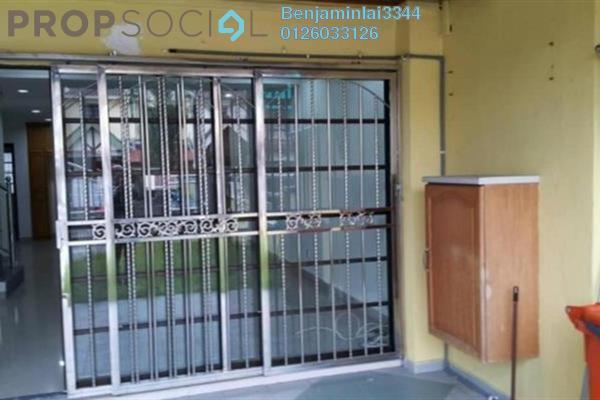 For Rent Terrace at SD7, Bandar Sri Damansara Freehold Semi Furnished 4R/3B 2.2k