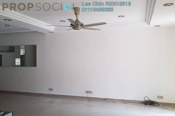 For Sale Terrace at Taman Sri Bahtera, Cheras Freehold Semi Furnished 4R/3B 925k