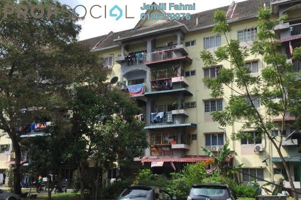 For Sale Apartment at Andorra Apartment, Shah Alam Freehold Unfurnished 3R/2B 180k