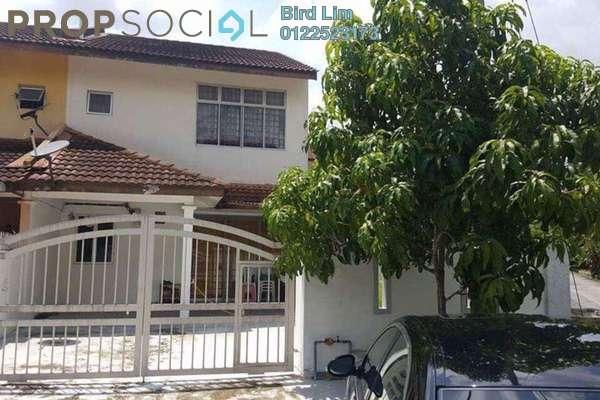 For Sale Terrace at Section 5, Bandar Mahkota Cheras Freehold Unfurnished 4R/3B 778k