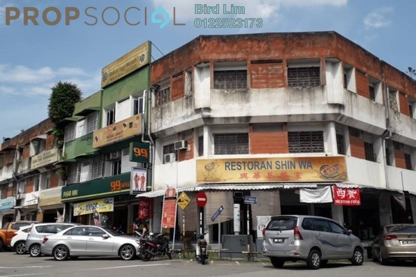For Sale Shop at Taman Muda, Pandan Indah Freehold Unfurnished 0R/6B 1.63m