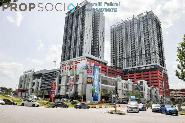 For Sale Serviced Residence at De Centrum Residences, Kajang Freehold Fully Furnished 1R/1B 350k