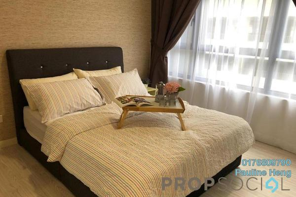 For Rent Condominium at Lakeville Residence, Jalan Ipoh Freehold Fully Furnished 1R/1B 1.1k