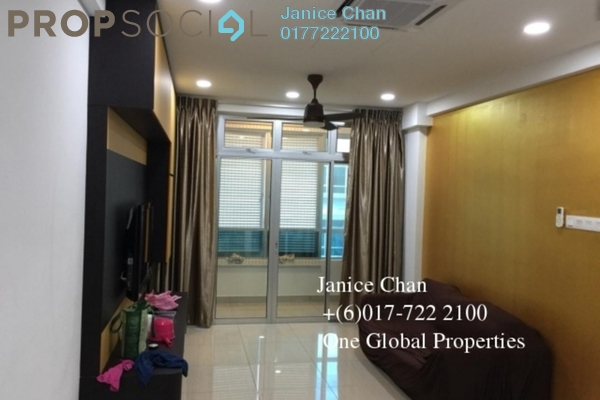 For Rent Condominium at Midori Green @ Austin Heights, Tebrau Freehold Fully Furnished 3R/2B 2.5k