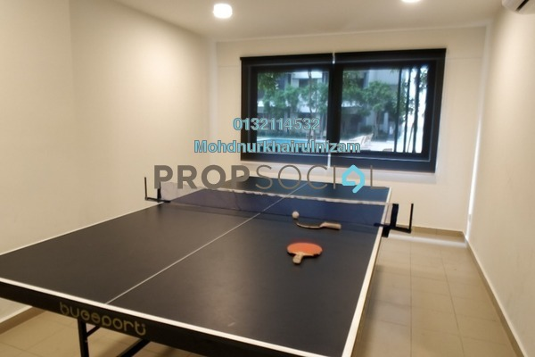 For Sale Serviced Residence at Suria Residence, Bukit Jelutong Freehold Unfurnished 2R/1B 518k