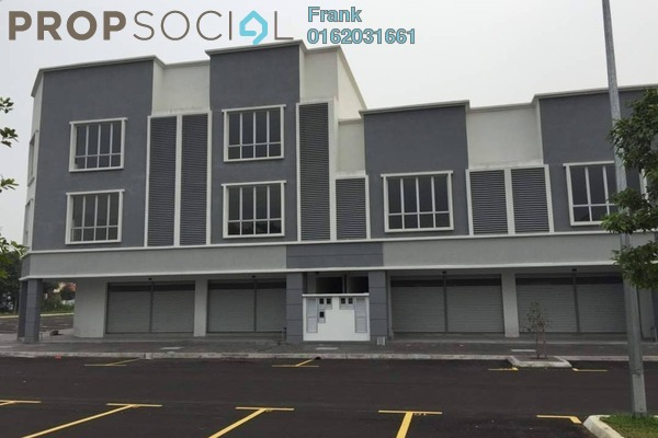 For Sale Shop at Desa Alam, Shah Alam Freehold Unfurnished 0R/0B 1.3m