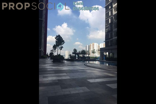 For Sale Condominium at Casa Green, Bukit Jalil Freehold Unfurnished 3R/3B 500k