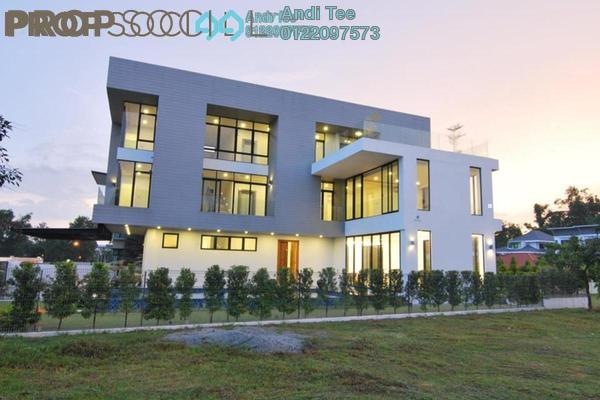 For Sale Bungalow at Mines Resort City, Seri Kembangan Leasehold Semi Furnished 6R/7B 7.5m