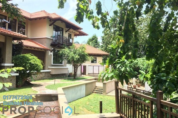 For Sale Bungalow at TTDI Hills, TTDI Freehold Semi Furnished 6R/9B 9.5m