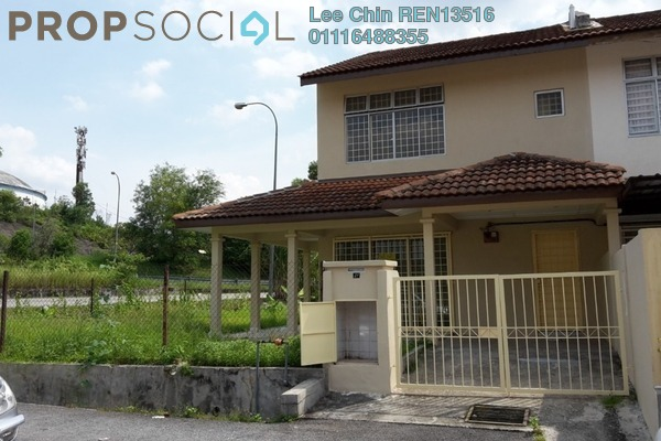 For Sale Terrace at Section 8, Bandar Mahkota Cheras Freehold Unfurnished 4R/3B 790k