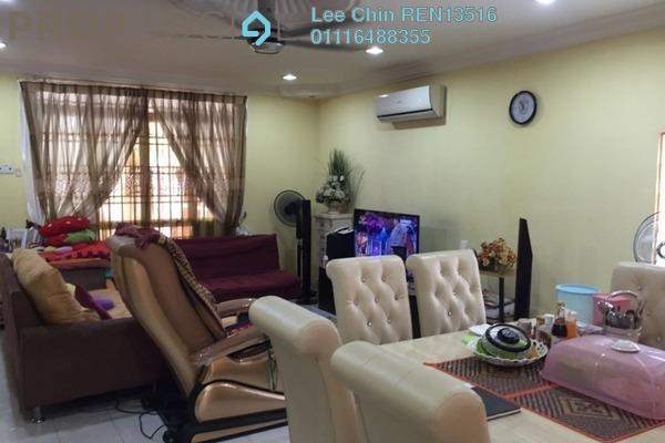 For Sale Terrace at Seksyen 9, Bandar Mahkota Cheras Freehold Semi Furnished 4R/3B 565k