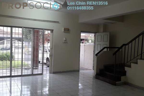 For Sale Terrace at Section 3, Bandar Mahkota Cheras Freehold Unfurnished 4R/3B 510k