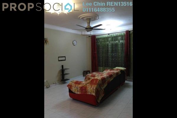 For Sale Terrace at Section 2, Bandar Mahkota Cheras Freehold Semi Furnished 4R/3B 570k