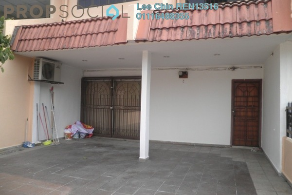 For Sale Terrace at Taman Cheras Awana, Cheras Freehold Semi Furnished 5R/3B 638k