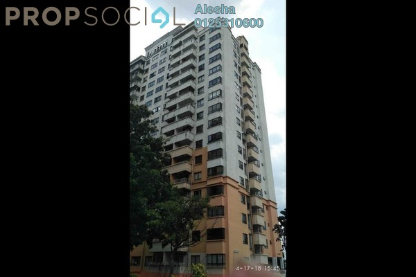 For Sale Condominium at Vista Millennium, Puchong Freehold Unfurnished 0R/0B 225k