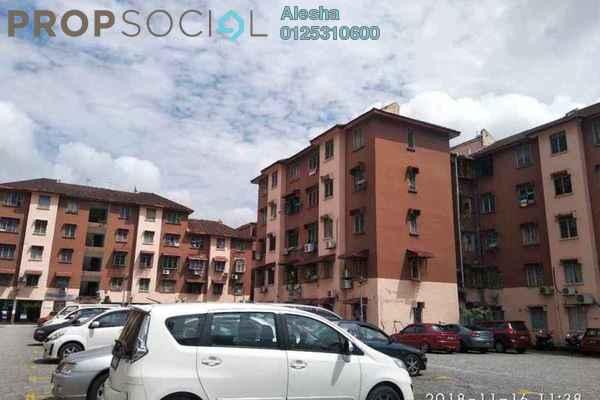 For Sale Apartment at Kenanga Apartment, Bandar Kinrara Freehold Unfurnished 0R/0B 150k