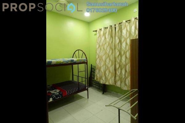 For Sale Apartment at Taman Petaling Utama, PJ South Freehold Semi Furnished 3R/2B 150k