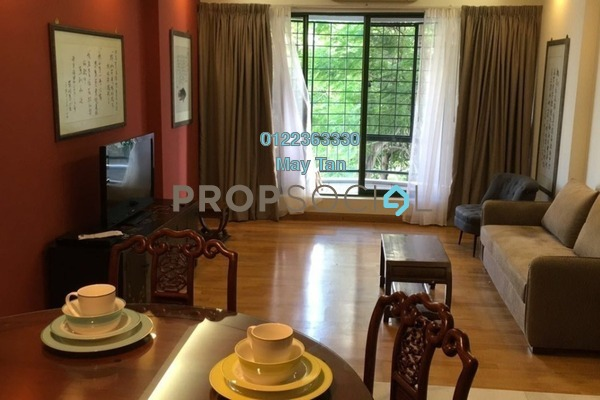 For Rent Condominium at Spring Villa, Subang Jaya Freehold Fully Furnished 2R/2B 2.2k