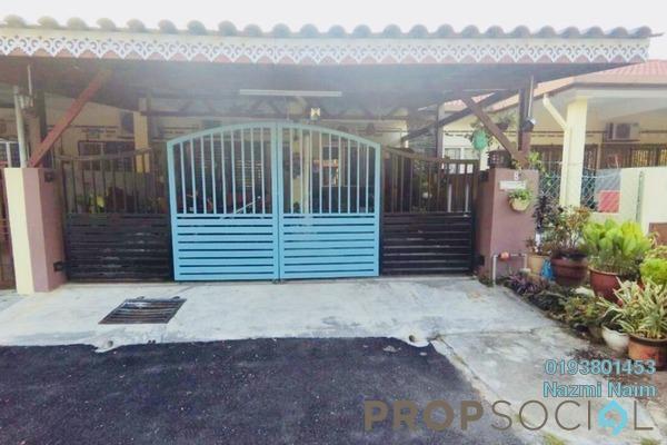 For Sale Terrace at Taman Dato Hormat, Telok Panglima Garang Leasehold Unfurnished 4R/2B 360k