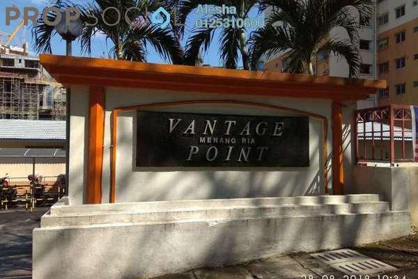 For Sale Condominium at Vantage Point, Desa Petaling Freehold Unfurnished 0R/0B 330k