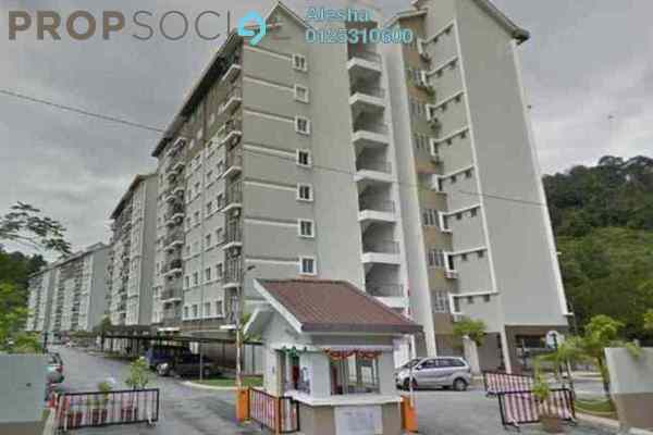 For Sale Apartment at Tiara Hatamas, Cheras Freehold Unfurnished 0R/0B 340k