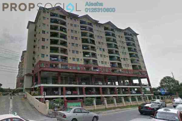 For Sale Apartment at Mandy Villa, Segambut Freehold Unfurnished 0R/0B 320k